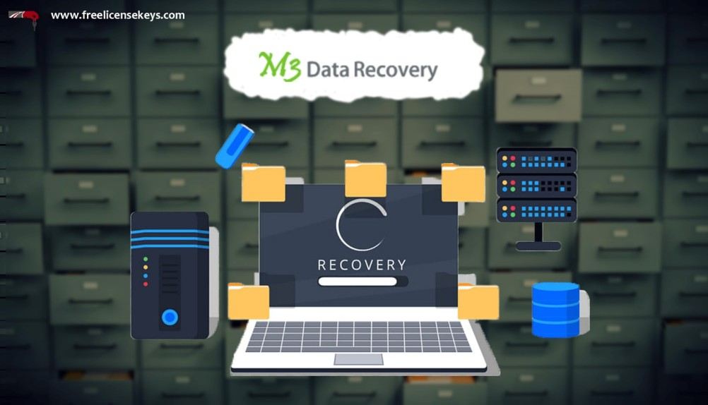 [Latest]* M3 Data Recovery v5.8/6.6 License Key 2020 (Win/Mac)