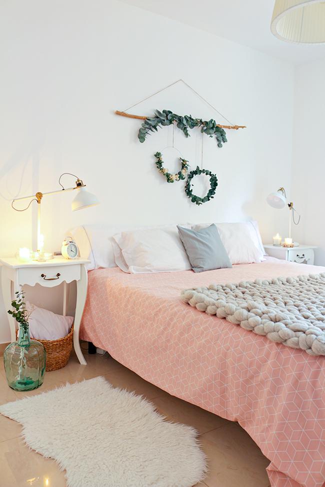 MY NORDIC STYLE: Mi dormitorio HYGGE