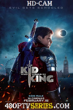 The Kid Who Would Be King (2019) Full English Movie Download 720p 480p HD-CAM thumbnail