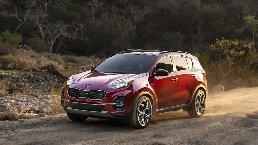 10 xe SUV và crossover cỡ nhỏ đáng mua nhất năm 2020