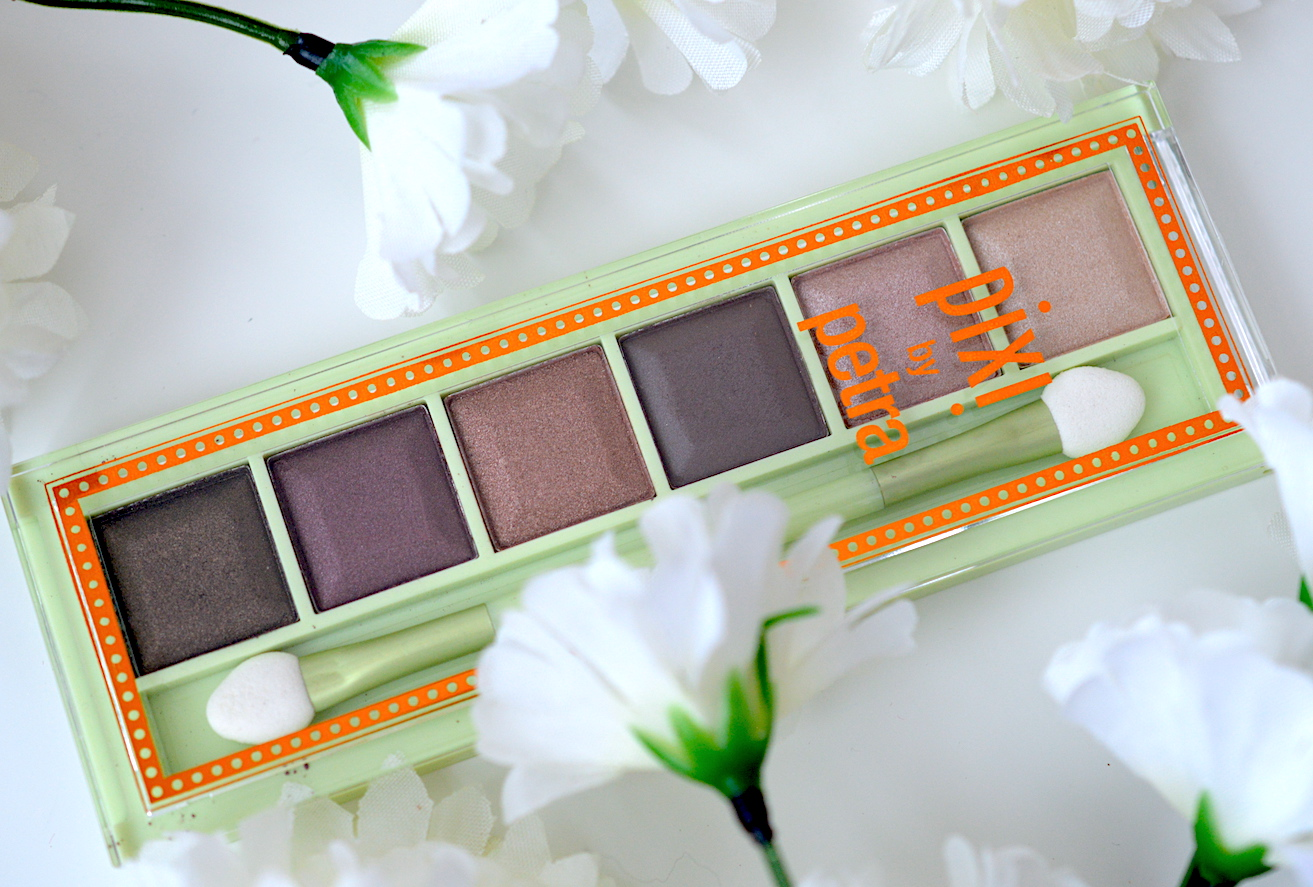 PIXI Palette Plum Quartz Review