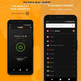 VPNhub – Best Free Unlimited VPN v2.15.10 [Pro] Apk