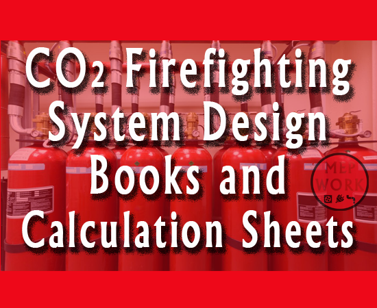 Download CO2 Firefighting System Design Books and Calculation Excel Sheets for Free.