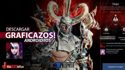 MMORPG con Gráficos Superiores, Descargar Axe Alliance vs Empire para Android o iOS