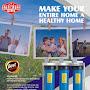 "PurePro® American Stainless Steel Series (20"" Big Blue Housing) AS-WHF30"