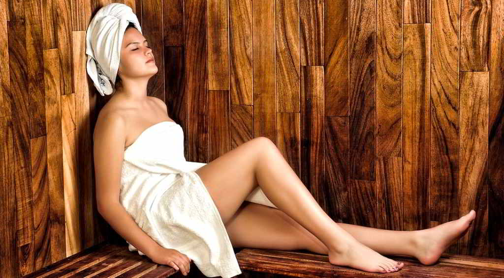 Manfaat Mandi Sauna Menurunkan Berat Badan