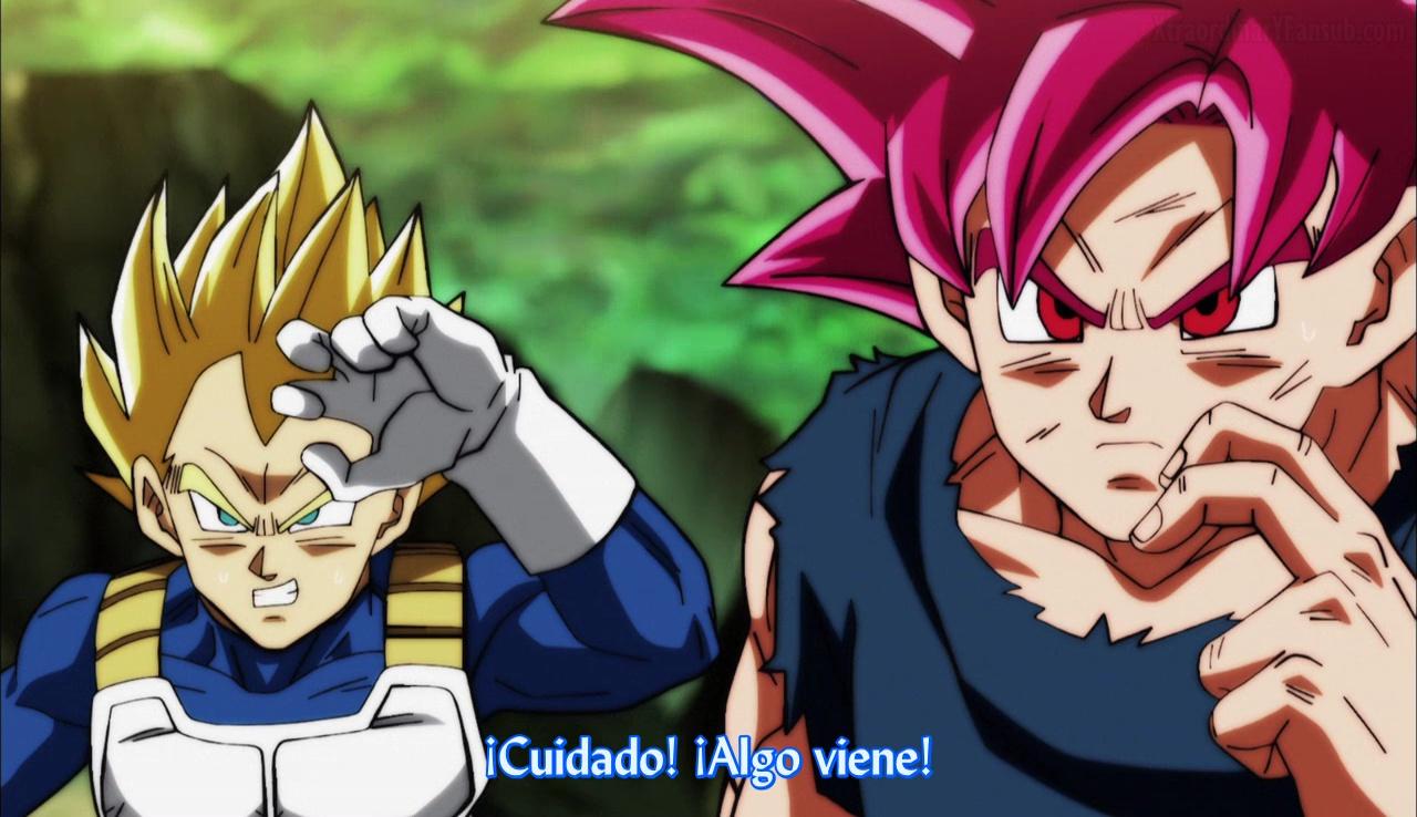 Ver Dragon Ball Super El Torneo del Poder - Capítulo 121