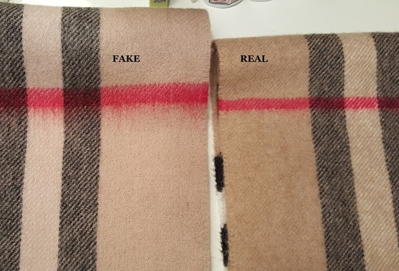 how to tell real burberry