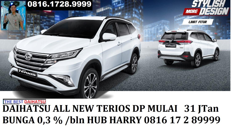 Harga All New Vellfire 2018 Warna Grand Veloz 1.5 Daihatsu Terios