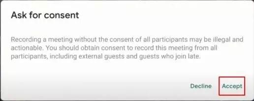 Cara Merekam Rapat di Google Meet-3