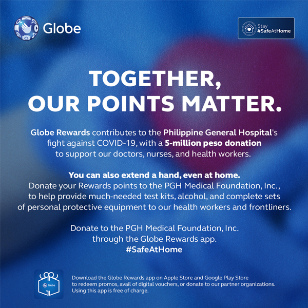 help frontliners - doctors and nurses drawing - Globe Rewards - Globe Telecom - Bacolod blogger - covid19 - quarantine - PPE - face masks