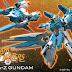 HGBF 1/144 A-Z Gundam [Regular Release] - Release Info