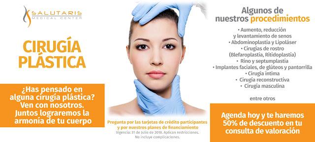 Cirugia Plastica Estetica Paquetes Precio Guadalajara Mexico