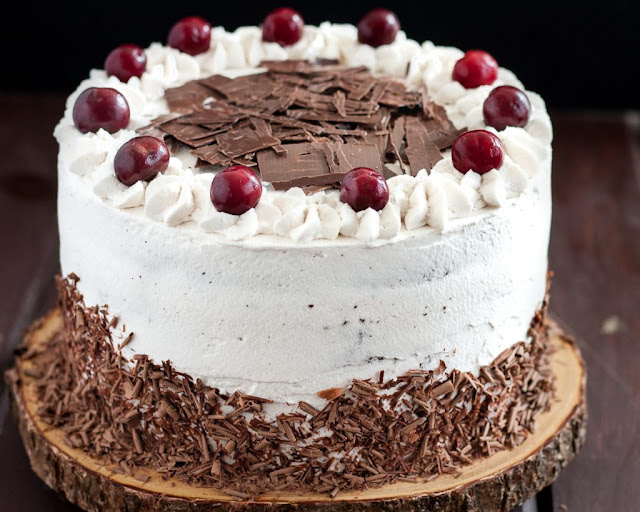 Best Black Forest Cake is a traditional German torte originating from a bakery in the Black Forest. This recipe is a more chocolate-rich version of the original. I hope you enjoy this Black Forest Cake recipe!