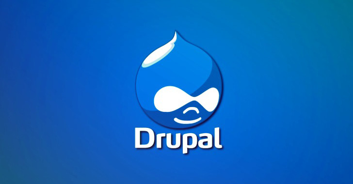 Hackers Actively Exploiting Latest Drupal RCE Flaw Published Last Week