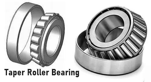 Taper Roller Bearing - Taper roller bearing क्या है? - Taper roller bearing diagram - Taper roller bearing images