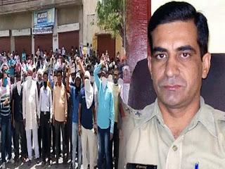 SHO आत्महत्या मामला: CM ने सीबीआई जांच पर दी सहमति, राज्य सरकार ने केंद्र को लिखा पत्र