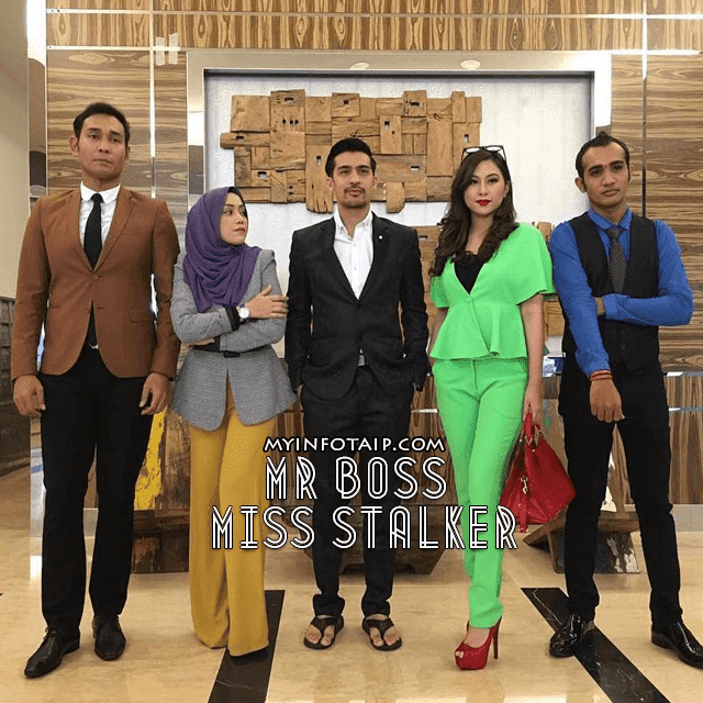 Mr Boss Miss Stalker TV3