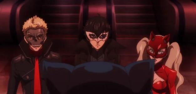 Persona 5 the Animation – Episódio 05