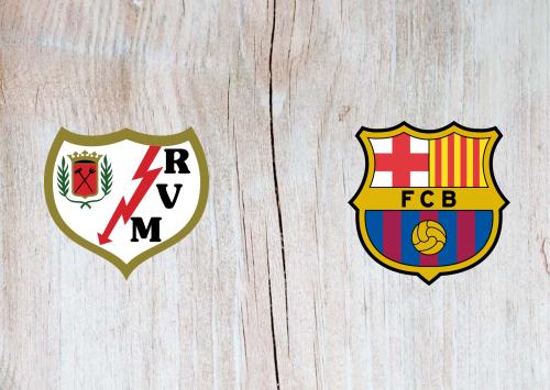 Rayo Vallecano vs Barcelona Full Match & Highlights 27 January 2021