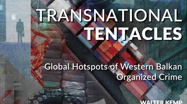 I tentacoli della criminalità organizzata dai Balcani occidentali