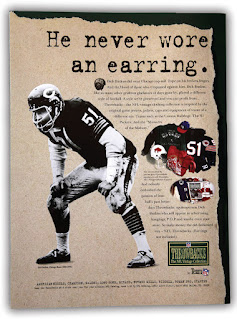 NFL Throwbacks Collection Ad #2