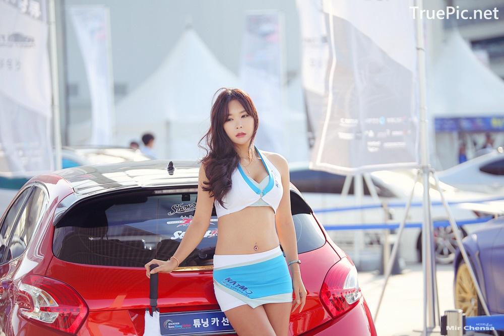 Image Korean Racing Model - Han Soul At Incheon Korea Tuning Festival - TruePic.net - Picture-1