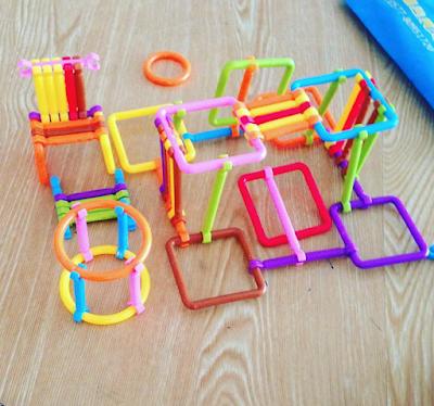 Building block bar toys