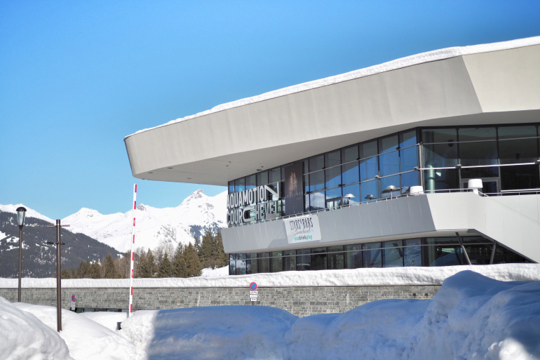 Centre Aquamotion (aquatique, balnéo, fitness et spa) à Courchevel