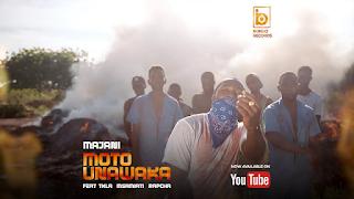 AUDIO | Majani Ft. TKLA, Msamiati & Rapcha – Moto Unawaka