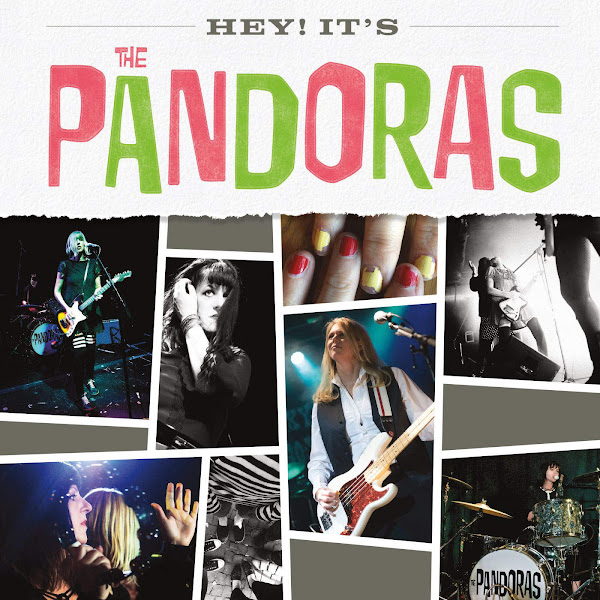 The Pandoras - Hey! It's the Pandoras Cover