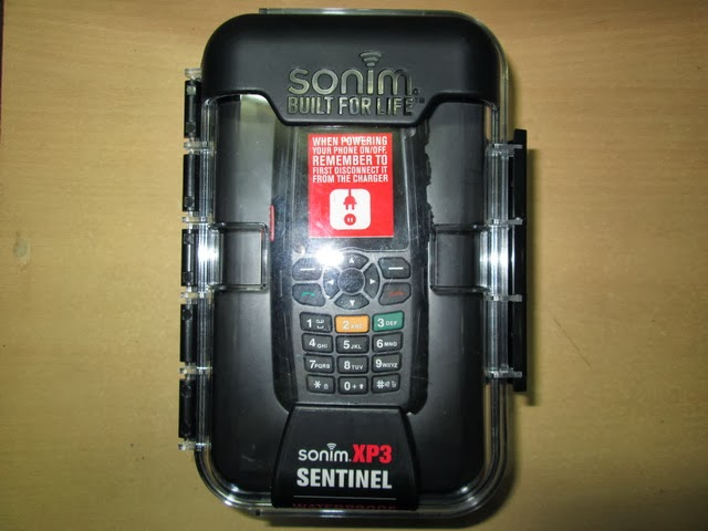 hape outdoor Sonim XP3 Sentinel