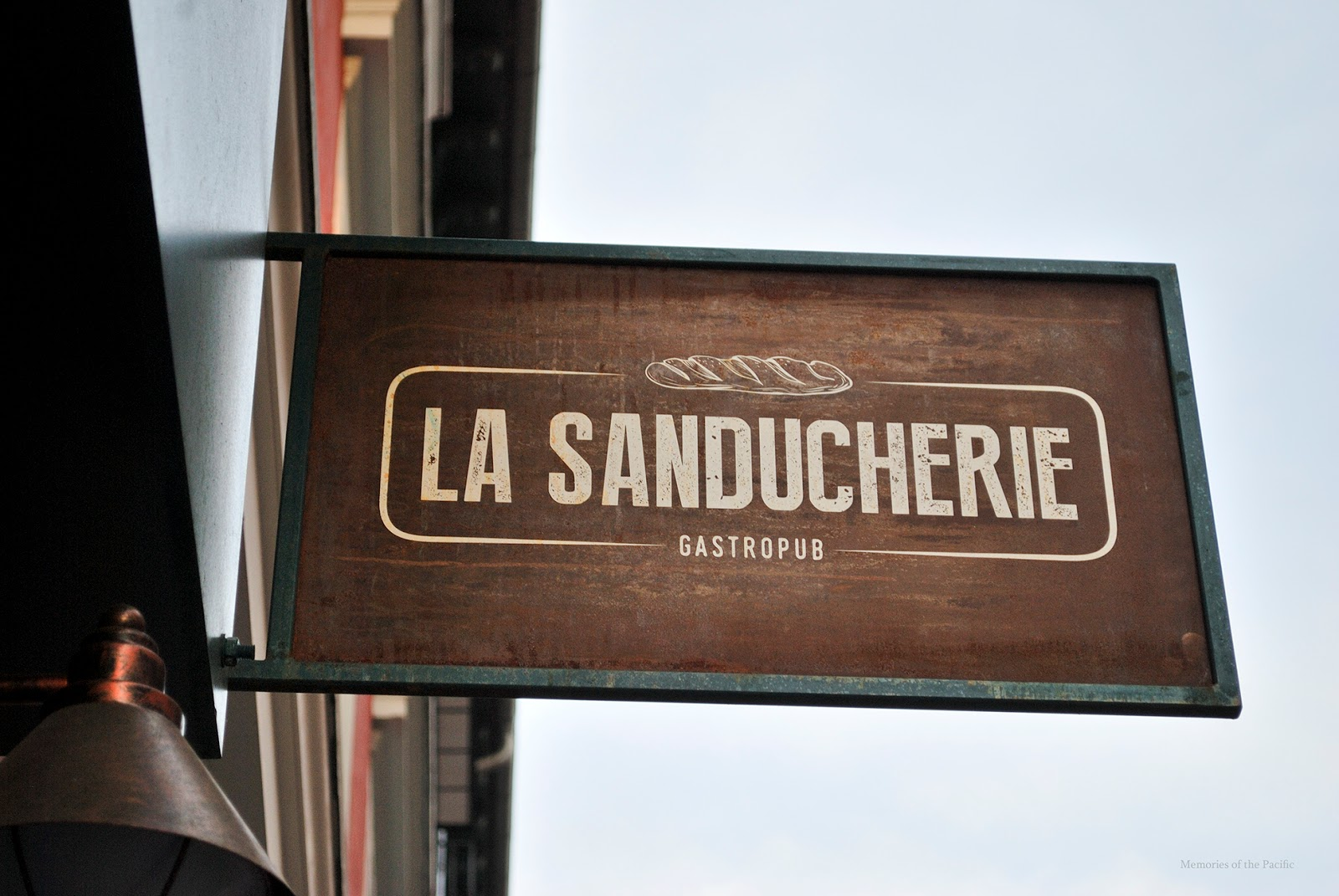 Best Sandwiches in Madrid: La Sanducherie