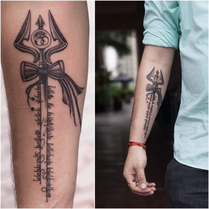 "16 Unique Hindi Tattoos That'll Make You Say ""Ink Me"