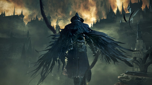 Bloodborne Messenger Skini Hediye