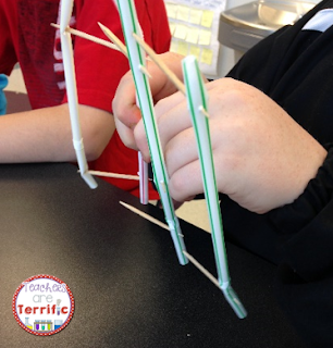 STEM Challenges: Straws are such a great material to use for your STEM projects. They are easy to use, come in many colors and sizes, and they are inexpensive! This task is to build a bridge made of straws!