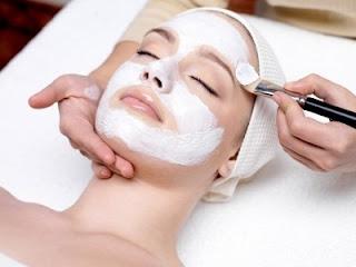 Olive Skin Care Klinik Kecantikan Perawatan Kulit dan Wajah Facial Masker Snow White