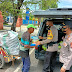Baksos Spontan Ala Kapolres Cirebon Kota, Gairahkan Semangat Para Tukang Becak
