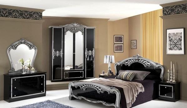 Chambres décorées