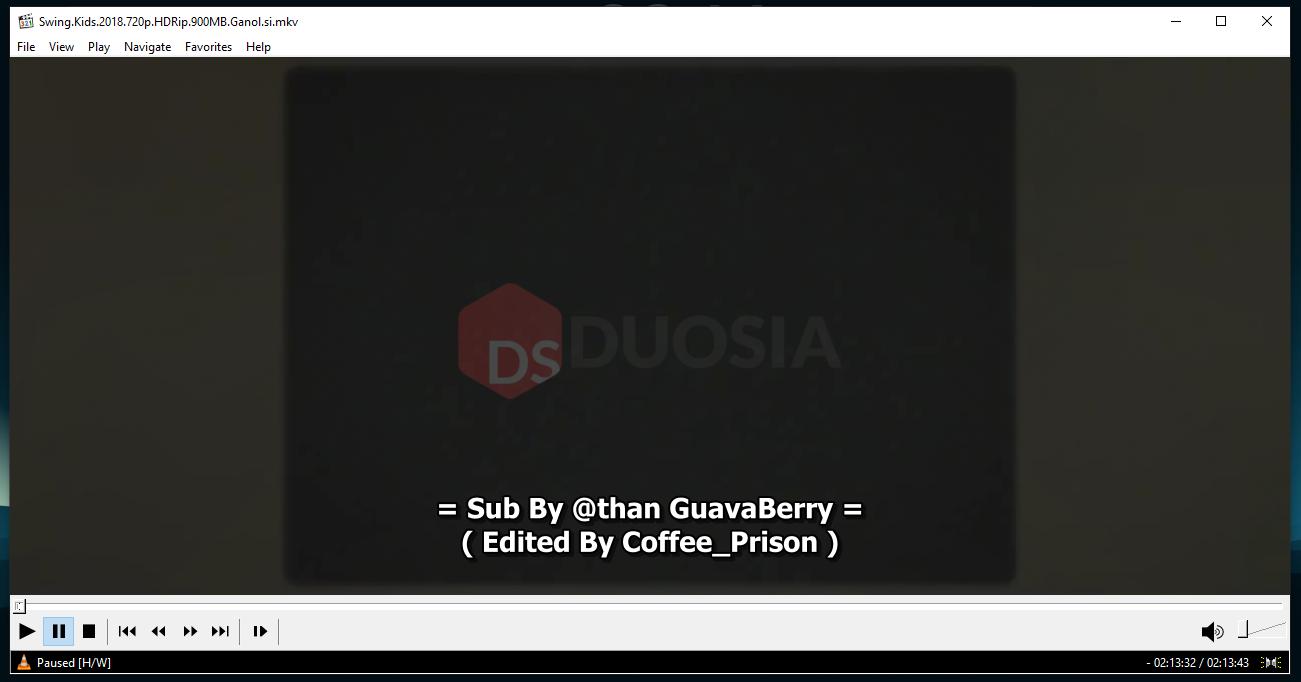 cara mengedit subtitle agar pas dengan film windows