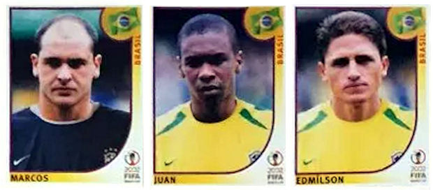 N°60 SOULEYMANE CAMARA # SENEGAL PANINI 2002 FIFA WORLD CUP KOREA JAPAN