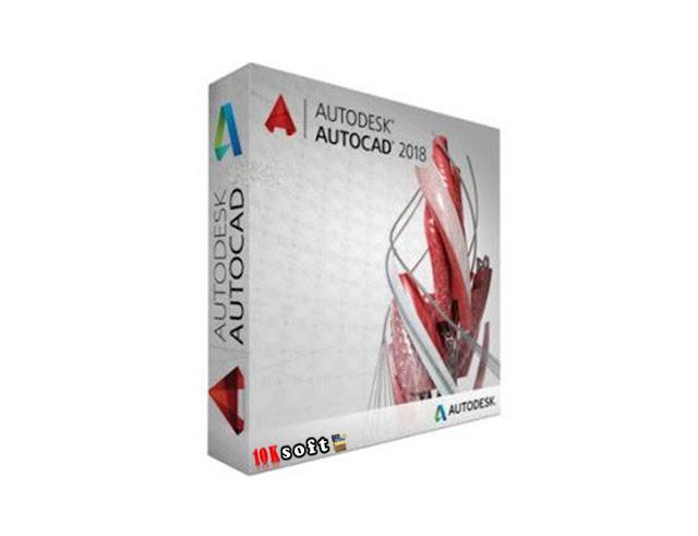 Autocad 2018 latest version Free Download