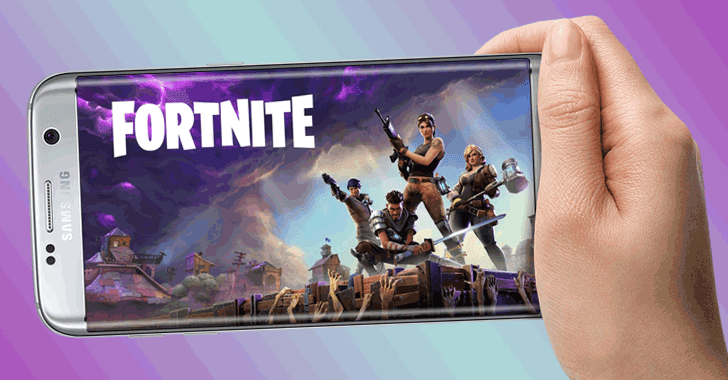 Epic Games Fortnite For Android Apk Downloads Leads To Malware