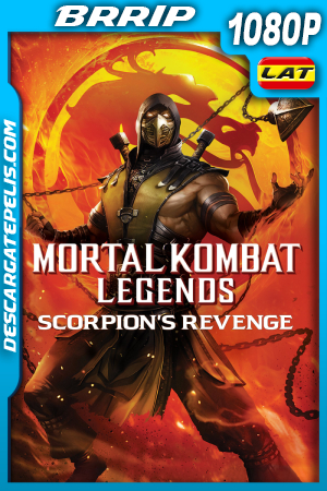 Mortal Kombat Legends: La Venganza de Scorpion (2020) 1080P BRRIP Latino – Ingles