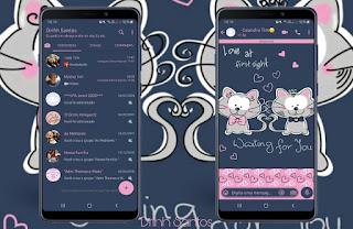 Animal Caupal Theme For YOWhatsApp & Fouad WhatsApp By Driih Santos