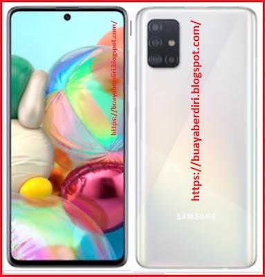 Samsung Galaxy A51 5G - HP 5G Terbaru 2020