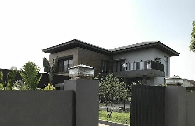 Ngôi nhà kiến trúc sư dành tặng bố mẹ
