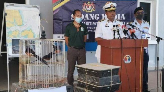 Penyelundupan Burung Murai, 2 WNI Tewas Ditembak Petugas Maritim Malaysia
