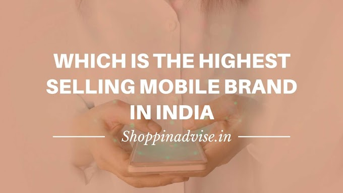 Which is the Highest Selling Mobile Brand in India