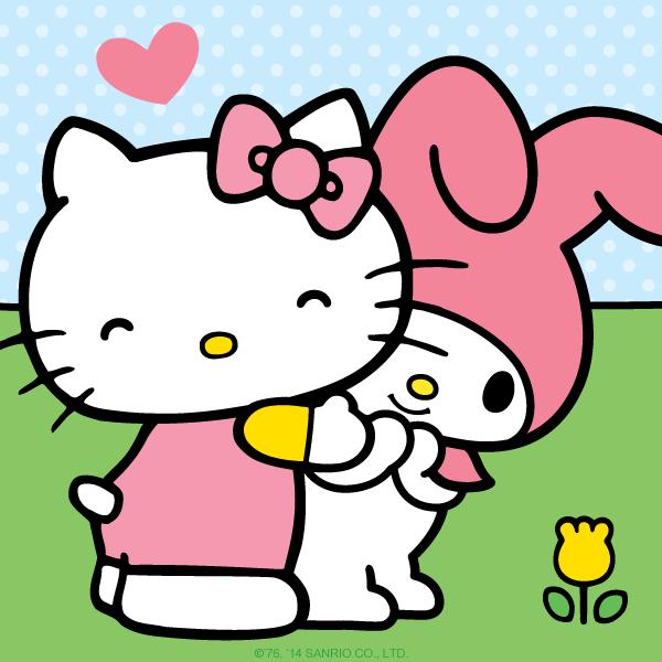 Kumpulan Gambar Hello Kitty Gambar Lucu Terbaru Cartoon